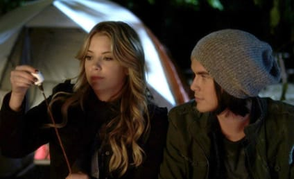 Who is ashley benson dating in real life 2015