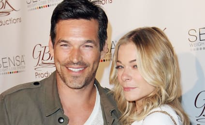 LeAnn Rimes and Eddie Cibrian: Chicago-Bound