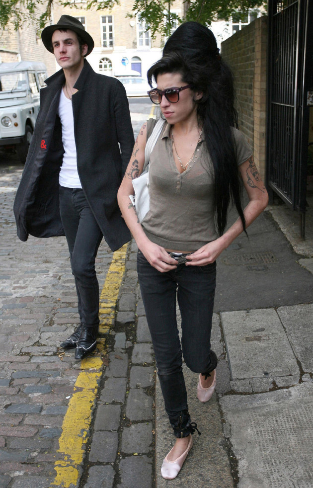 Blake Fielder-Civil, Amy Winehouse