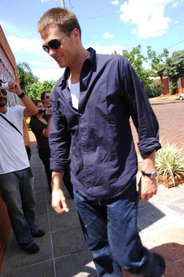 Brady in Brazil