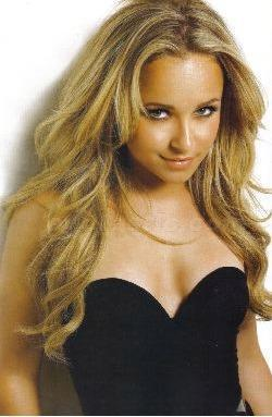 Hayden in FHM