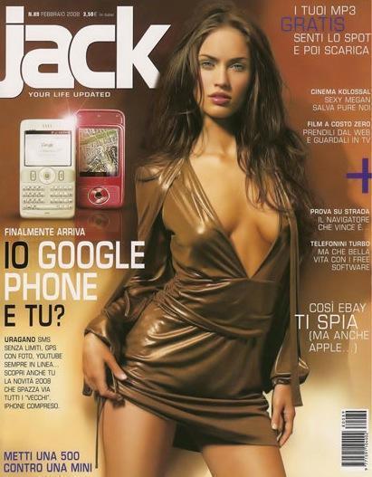 Italian Jack Magazine