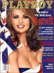 Karen McDougal Picture