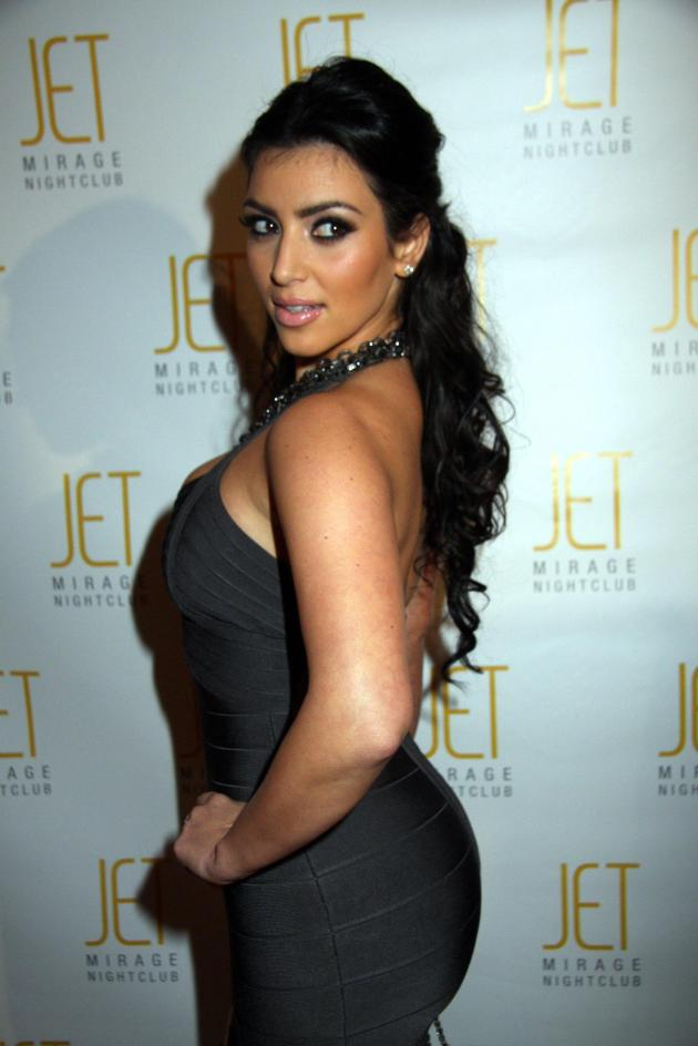 Kim Kardashian: The Booty