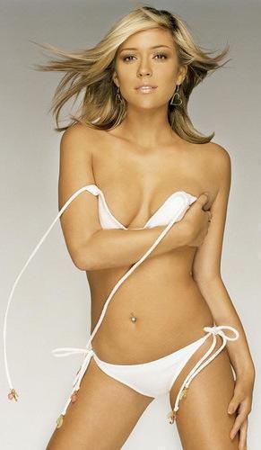 Kristin Cavallari... Nude
