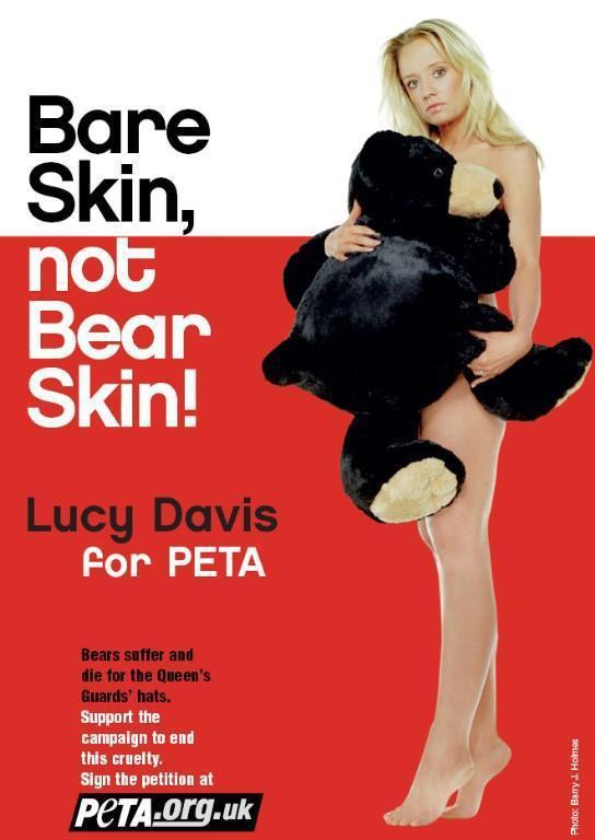 Lucy Davis Nude