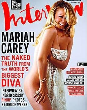 Mariah Carey Naked