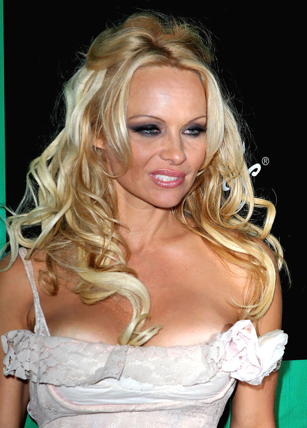 Pamela Anderson: Damn Hot at 40