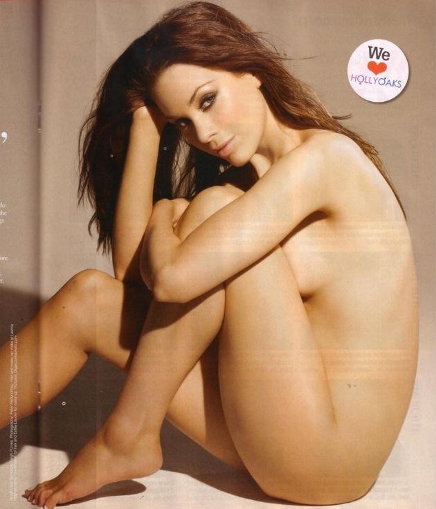 Roxanne McKee Nude