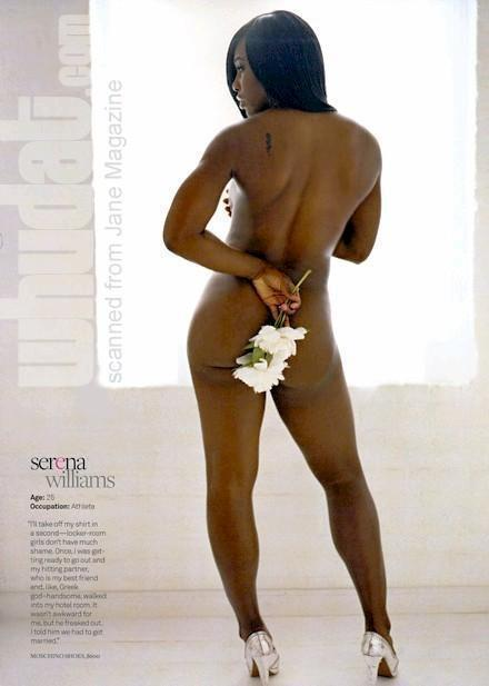 Serena Williams Nude