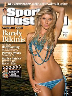 Sports Illustrated Cover Girl