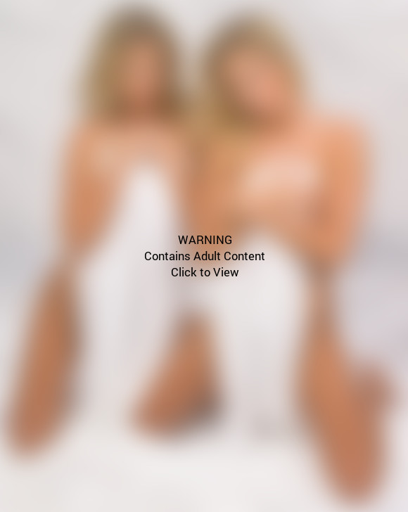 Karissa and Kristina Shannon Nude