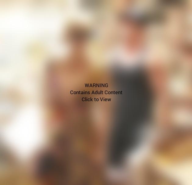 Paris Hilton and Cy Waits Pic