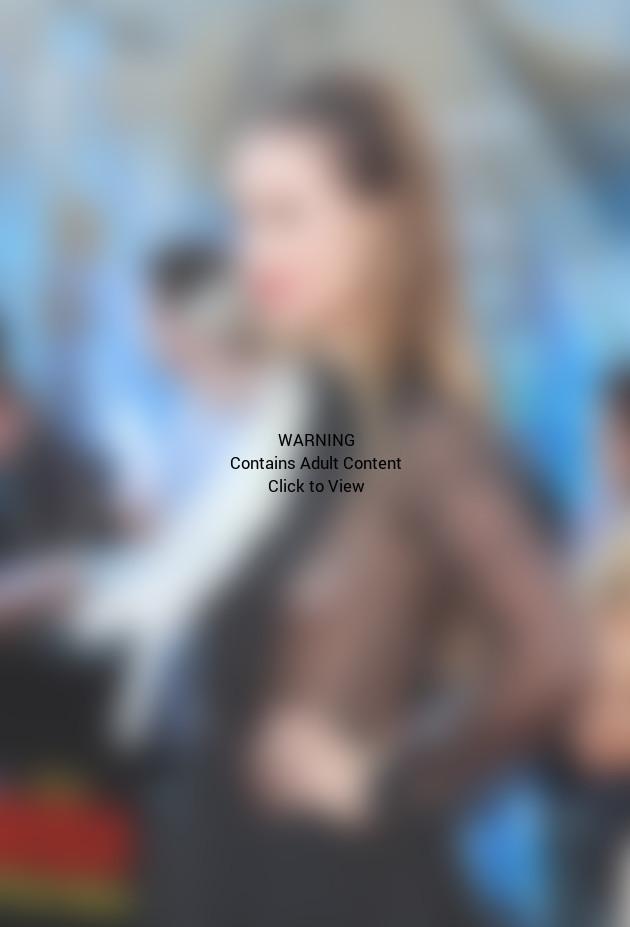 Olivia Wilde Side Boob Dress
