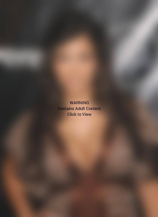 Kim Kardashian's Chest