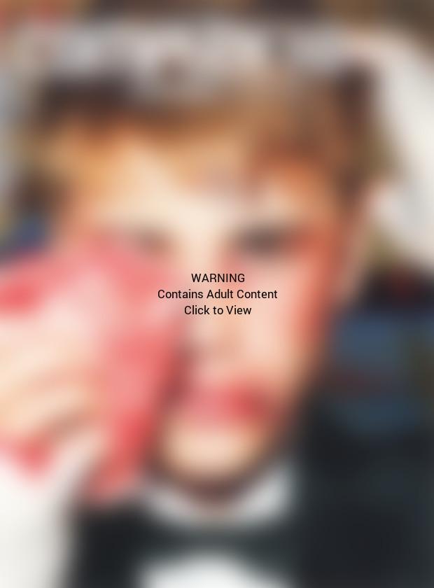 Justin Bieber Complex Cover