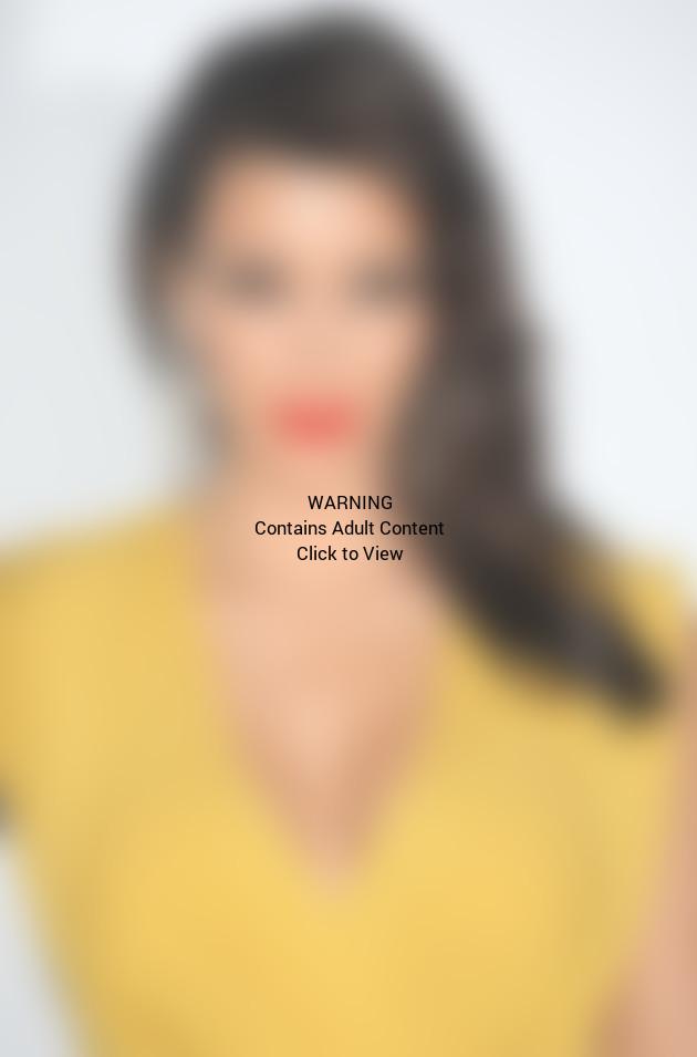 Kim Kardashian and Her Cleavage