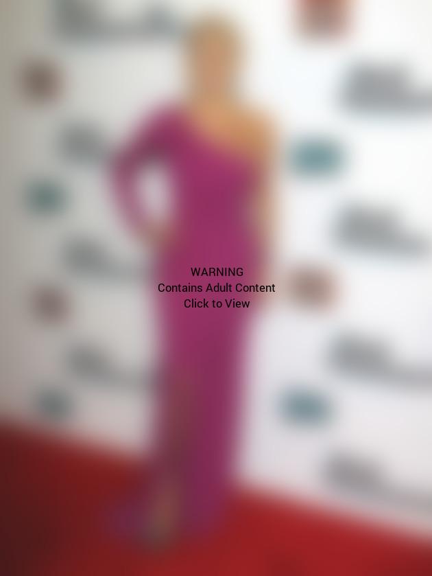 Yolanda Foster Red Carpet Pic