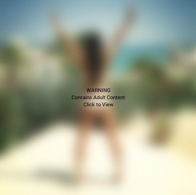 Lea Michele Bikini Photo