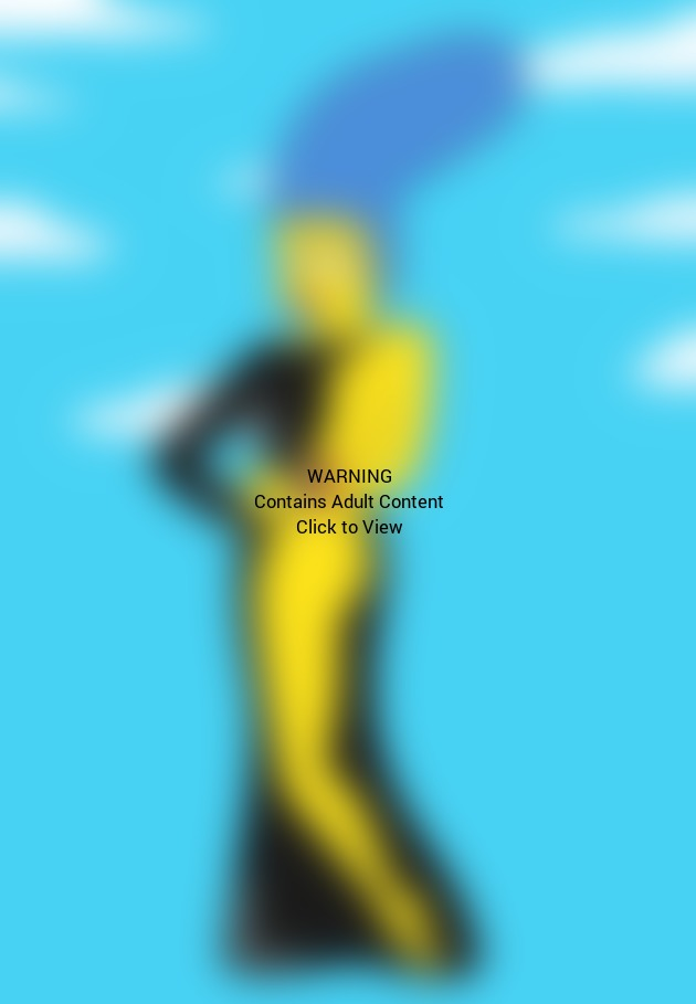Marge Simpson Gets Sexy