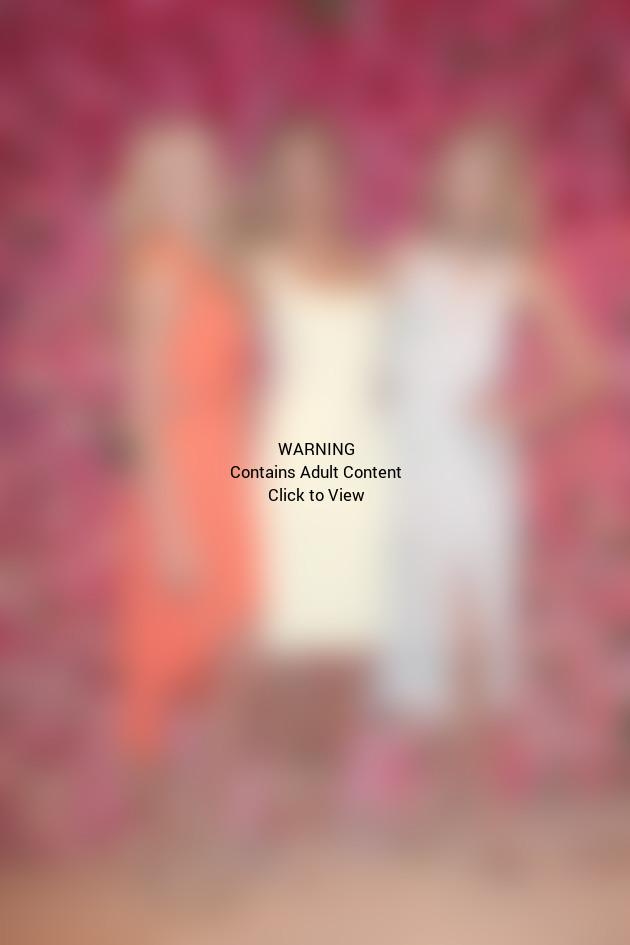 Toni Garnn Victoria's Secret Photo