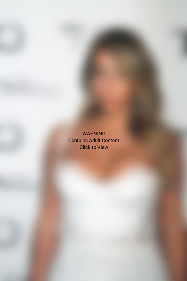 Kim Kardashian in All White