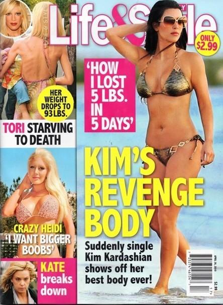 The Revenge Body
