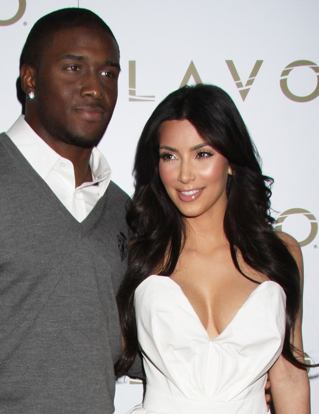 Kim Kardashian, Reggie Bush: Engaged?