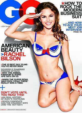 Rachel Bilson GQ Cover