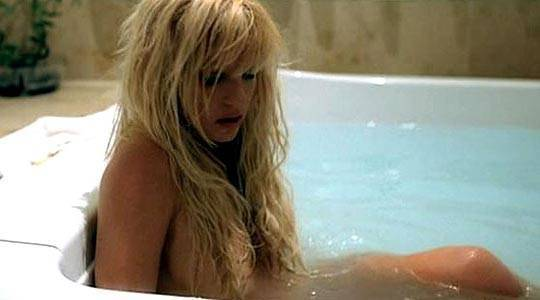 Britney Spears Naked in Tub