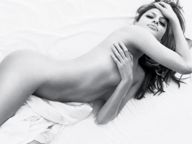Eva Mendes Nude Pic