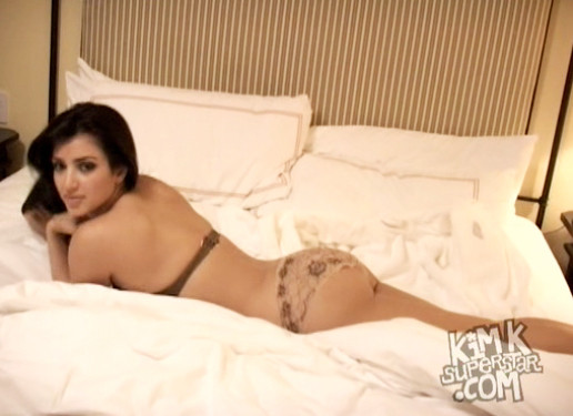 Kim Kardashian Sex Tape Still