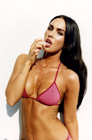 Megan Fox, GQ
