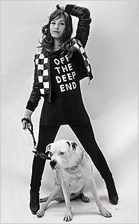 Demi, Dog