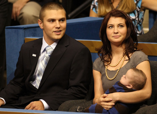 Track Palin, Willow Palin