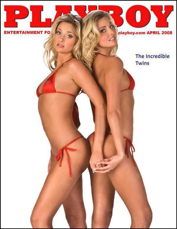 The Shannon Twins, Playboy