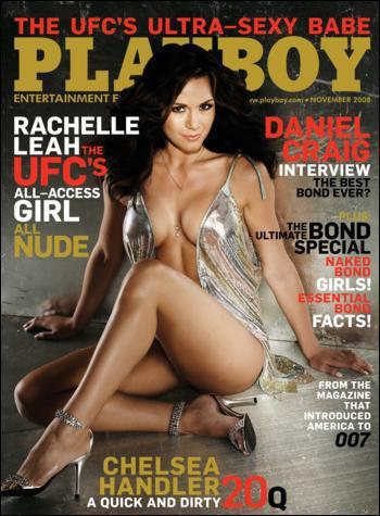 Rachelle Leah, Playboy