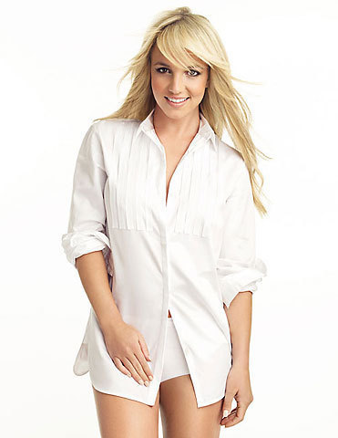 Britney Spears: No Pants Needed