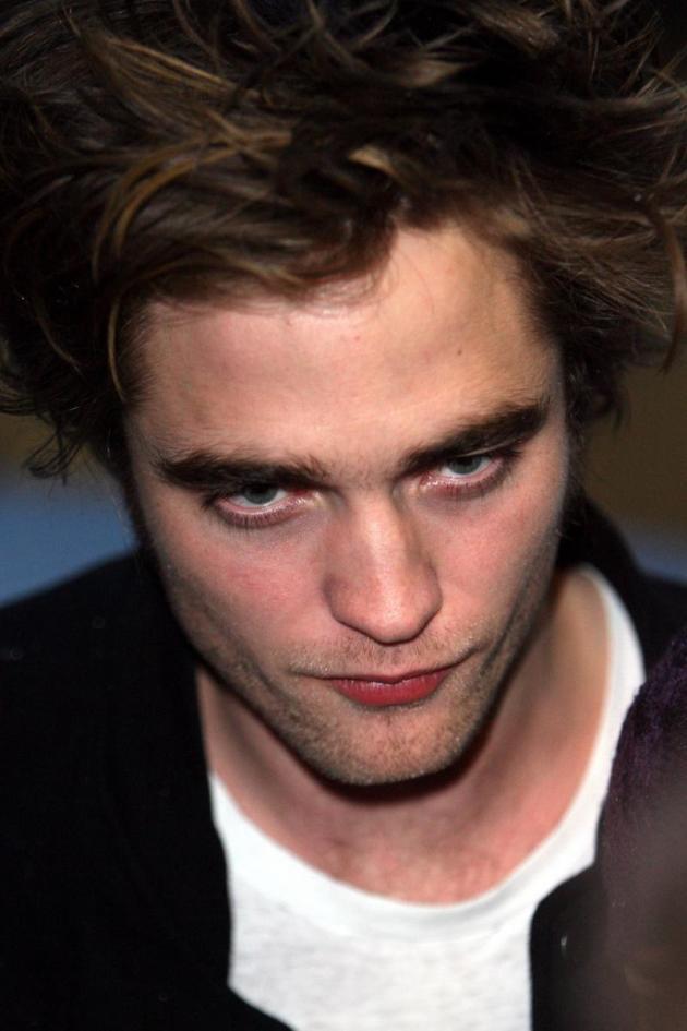 Robert Pattinson, Hair