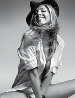 Jennifer Aniston in GQ