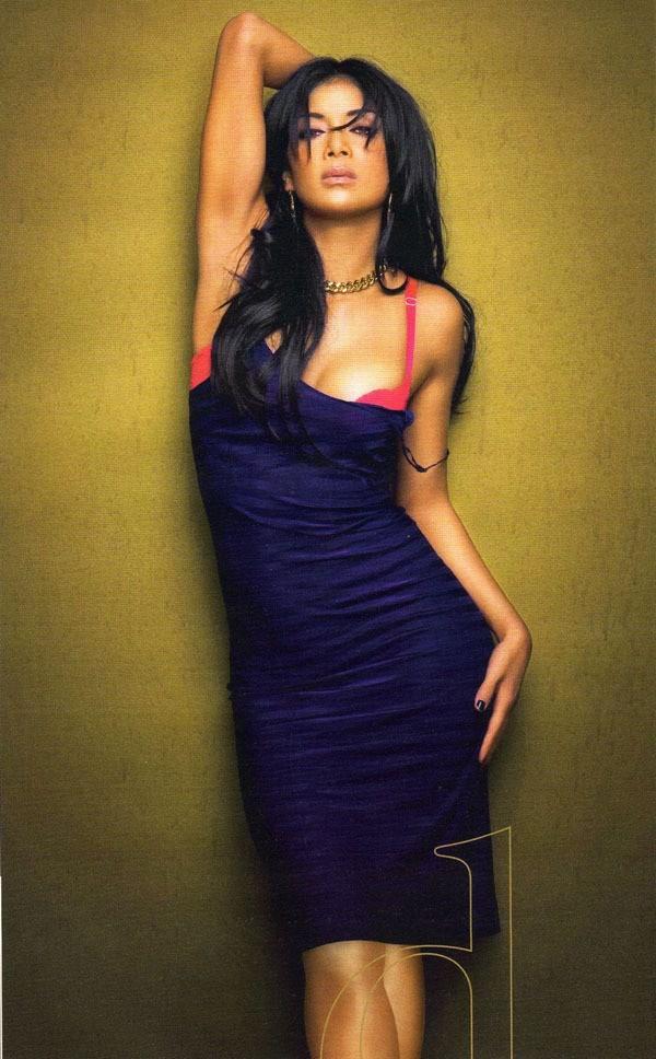Nicole Scherzinger, Maxim