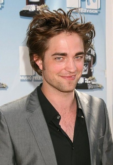 Robert Pattison Hair: Old