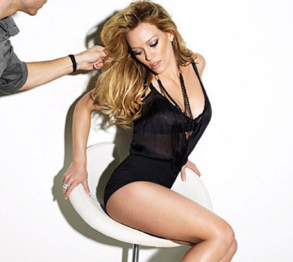 Hilary Duff For Maxim