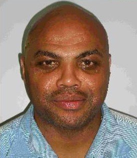 Charles Barkley Mug Shot