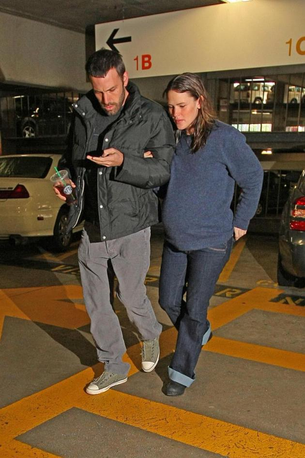 Bennifer at the Hospital