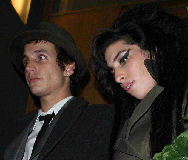 Blake Fielder-Civil, Amy Winehouse Picture