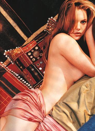 Katherine Heigl Topless
