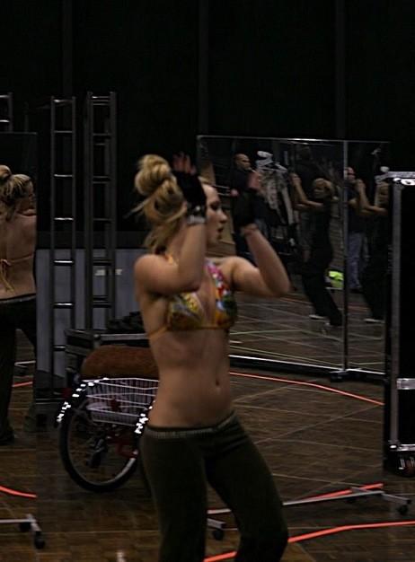 Britney Bikini Pic