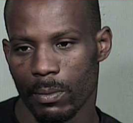 Yet Another DMX Mug Shot