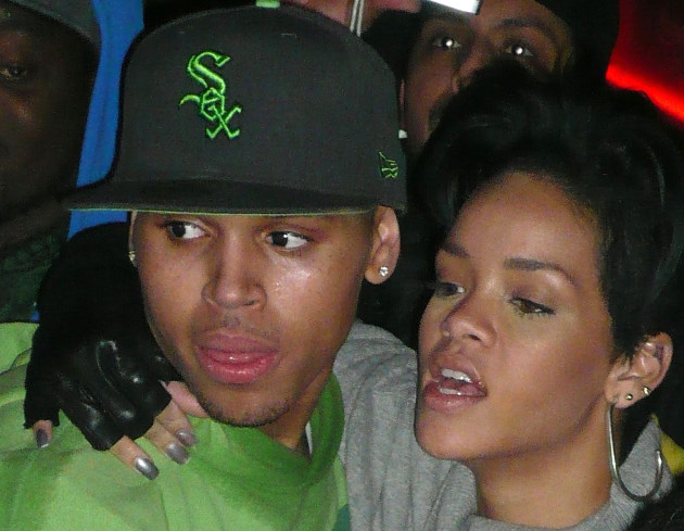 Chris Brown, Rihanna Photograph